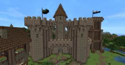 The Siege of Caer Arden (PvP Map) Minecraft Map & Project