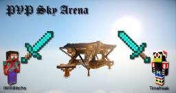 Mob Sky Arena | Legendary Old Town Minecraft Map & Project