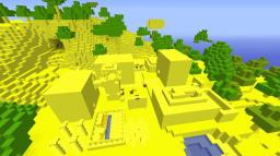 Everything Yellow Minecraft Texture Pack
