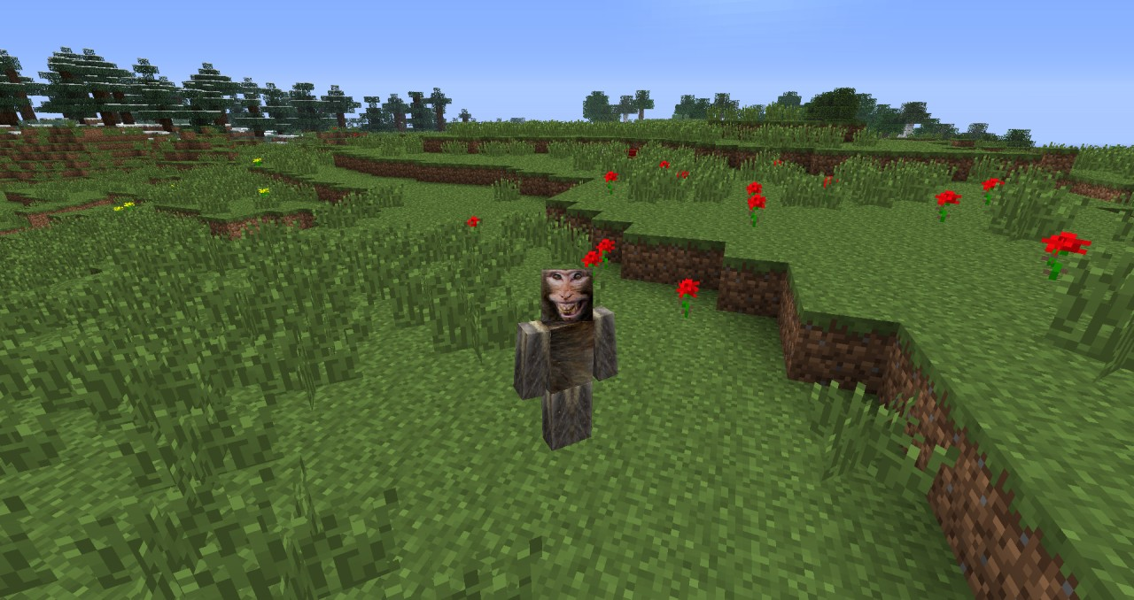 HD Skins By Harhar17 (from Real Photos) Minecraft Texture Pack