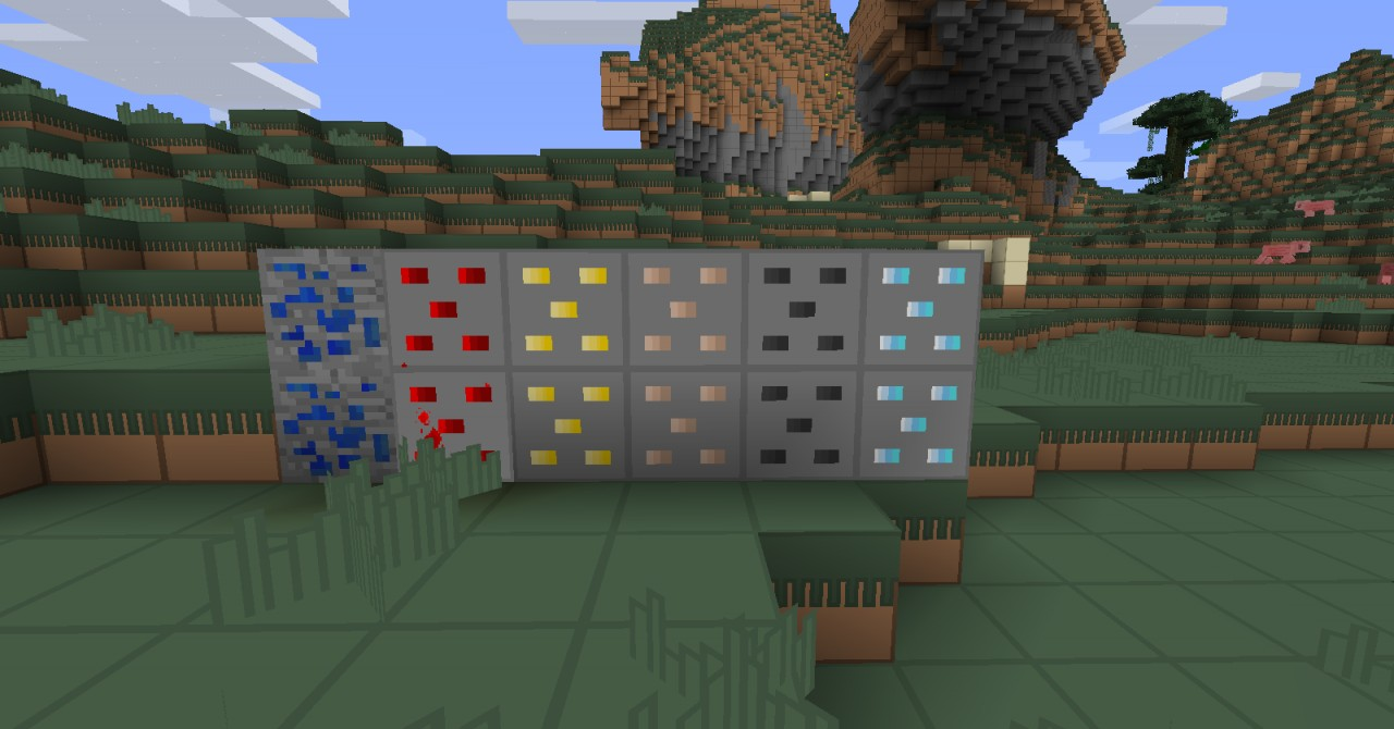 1.3.2 Jungle-y Simplicity! 32x Minecraft Texture Pack