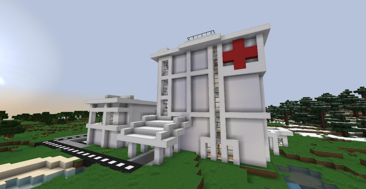 Minecraft Hospital Server Related Keywords & Suggestions