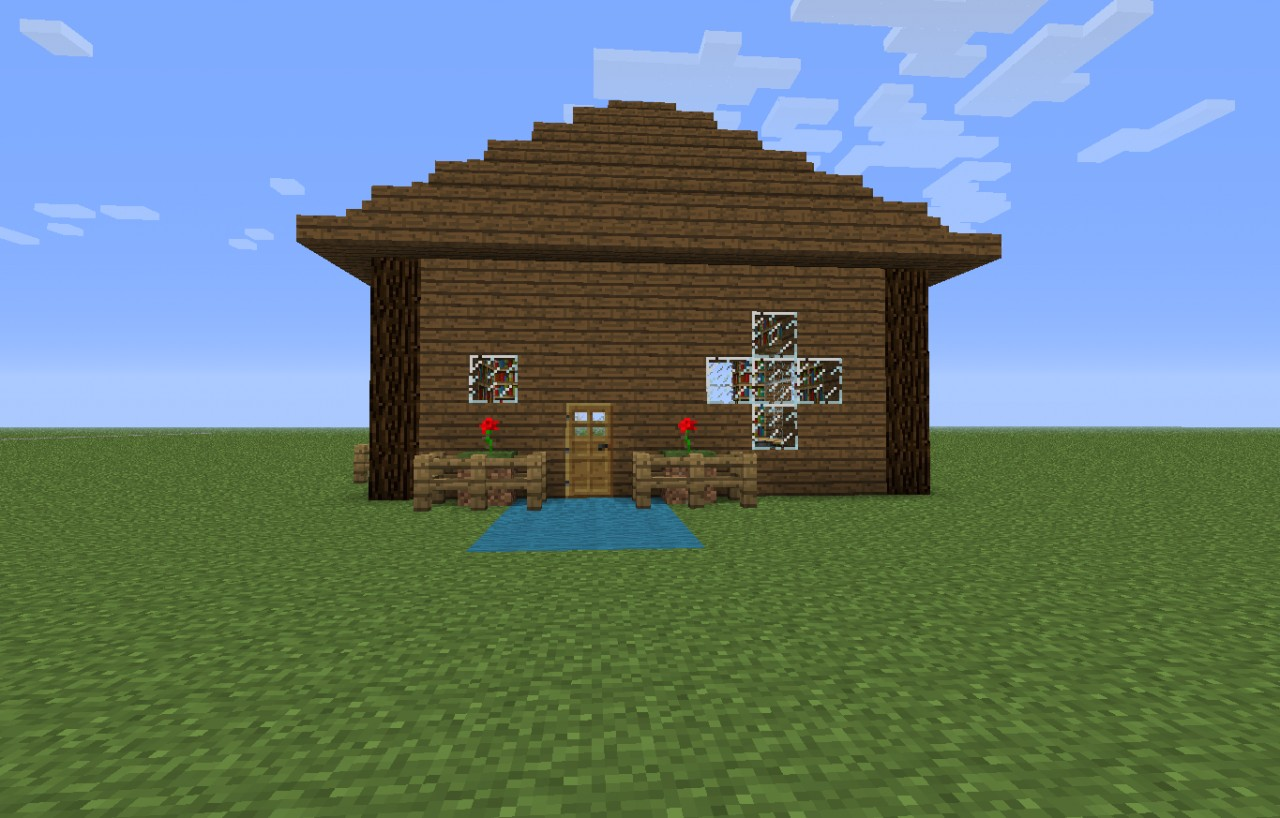 minecraft simple house designs related keywords