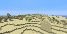 Desert World Mod Minecraft Mod