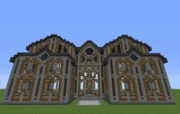 Bergen house1 Minecraft Map & Project