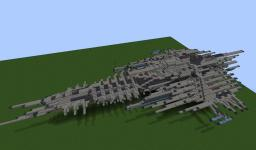 Ki-Kuka Class Cruiser Minecraft Map & Project