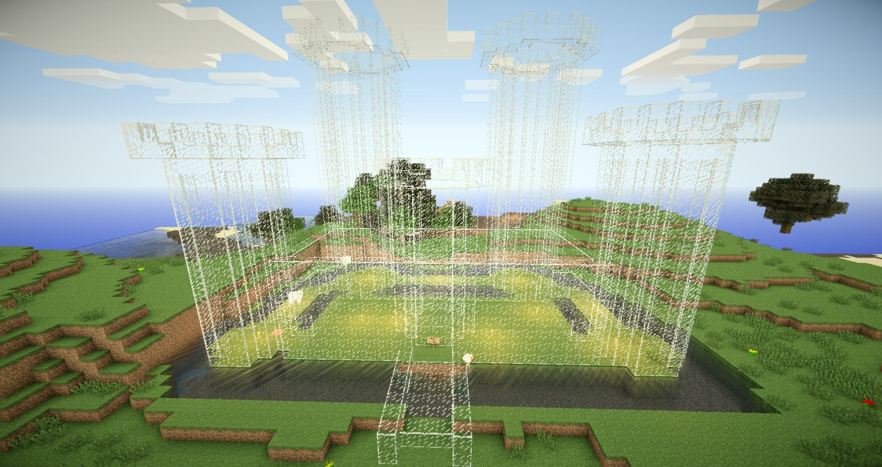 how to set spawn point in minecraft realm