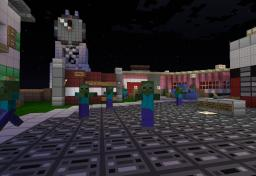 Call Of Duty Black Ops Ii Remake Nuketown Zombies Minecraft Map