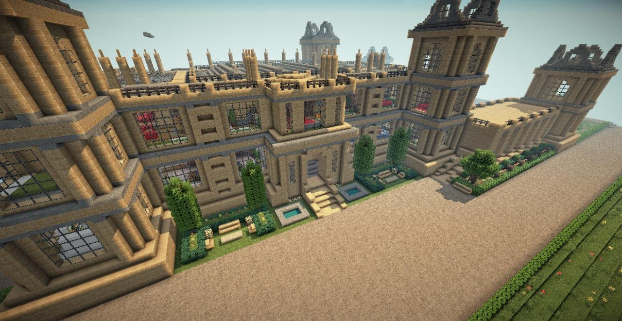 The Wayne Manor Map For Minecraft 1.14, 1.13.2 | PC Java ...