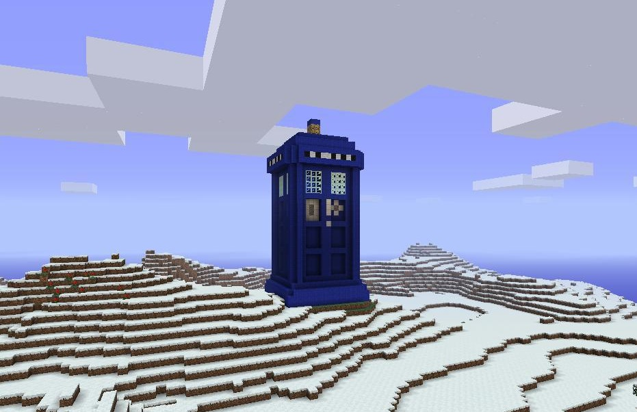 minecraft castle schematics html with Tardis World Save Schematic on Evil Tower Of Ominousness besides Tardis World Save Schematic in addition Sandstone Masion together with Asgard 2046024 furthermore Little Medieval Ideas.