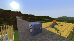 Sphax addon - PrinterBlock - MOD PATCH [MC1.2.5-1.4.6-1.7] Minecraft Texture Pack