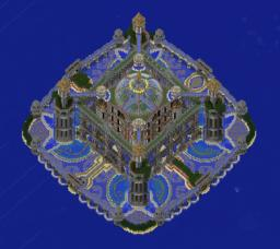 NEW BSF SPAWN Minecraft Map & Project