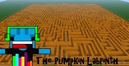 The Pumpkin Labrinth Minecraft Map & Project