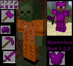 Mysterium   Mod  [1.3.2] I am Back! 1.4.5 Support Soon! Minecraft Mod