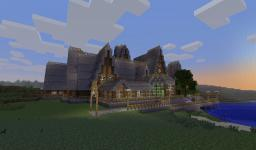 Twiningwood Manor (Survival Mansion) Minecraft