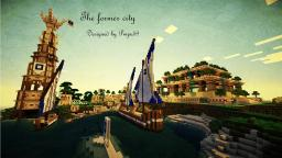 Minecraft Cinematic - The former city HD [1080p] Minecraft Project
