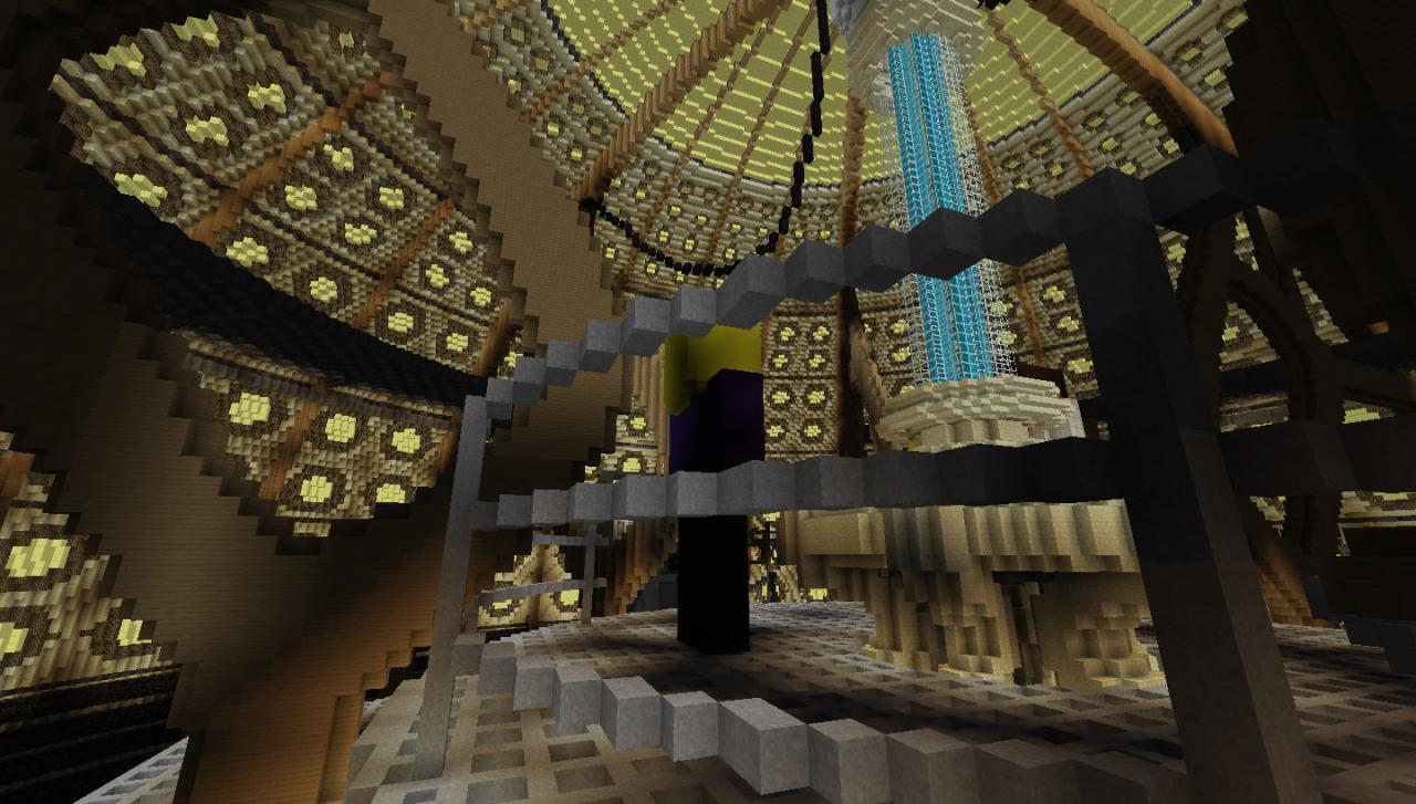 doctor who tardis inside minecraft wwwimgkidcom the