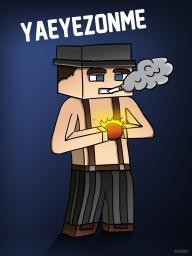 Art of yaeyezonme Minecraft Blog