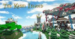 The Kashi Island - A fantasy island Minecraft Map & Project