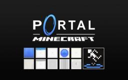 Portal Minecraft (Snapshot 12w36a) Minecraft Texture Pack
