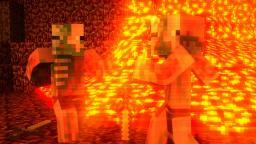 Nether Dance (Minecraft Short Animation) Minecraft