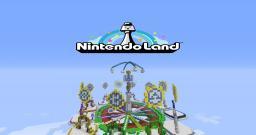 NintendoLand Minecraft build Minecraft