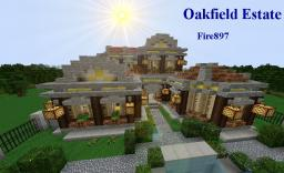 Oakfield Estate[50 Subscriber Celebration!] Minecraft Map & Project
