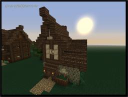 [Housing] Town_Housing_Design_#6 Minecraft Map & Project