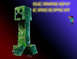 ScaredyCreeper Wolf Edition [1.3.2] Minecraft Mod