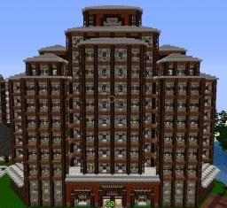 Astoria Tower Minecraft Project