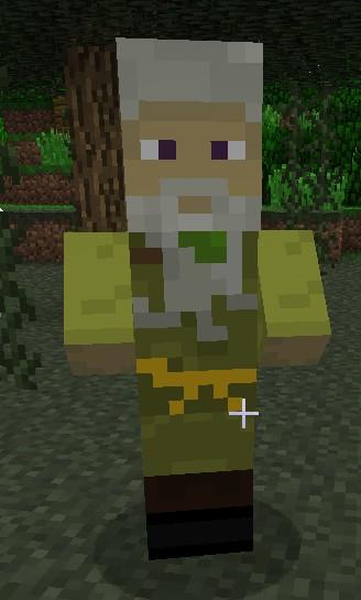 swampy away!!! farmer villager