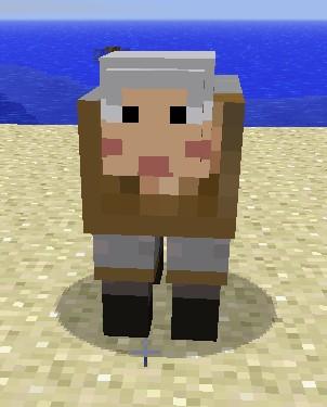 granny bacon (sheep)