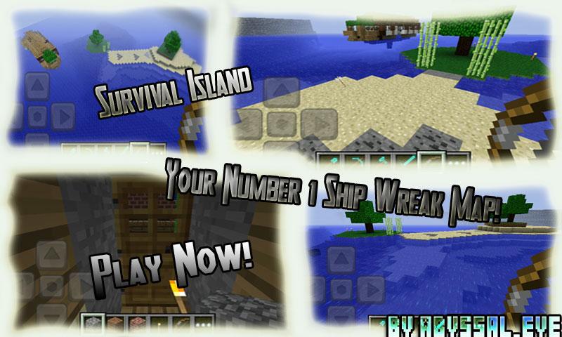 Survival island minecraft download free
