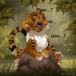 Tiger...? or... Lion...? - Original Story - Part 4 Minecraft Blog