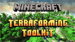 Terraforming Toolkit - [Worldedit Script Collection] Minecraft Mod