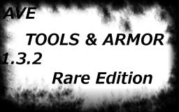 Ave Tools & Armor [1.3.2] [BETTER!] Minecraft