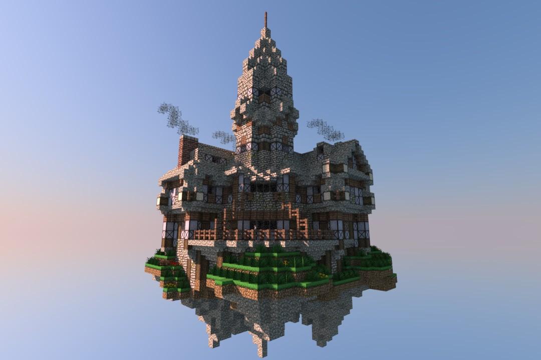 Creative Island Minecraft Map