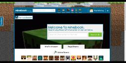 MineBook-Facebook & MineCraft Combined. Minecraft Blog Post