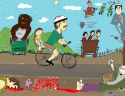My Try at Happy Wheels Minecraft Blog