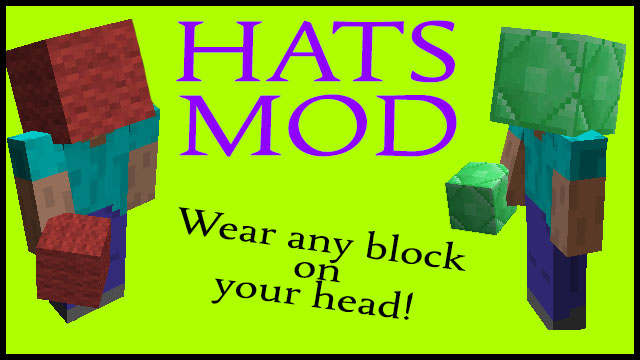 how to get your minecraft head as a block