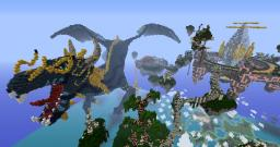 Heaven's Peak Minecraft Map & Project