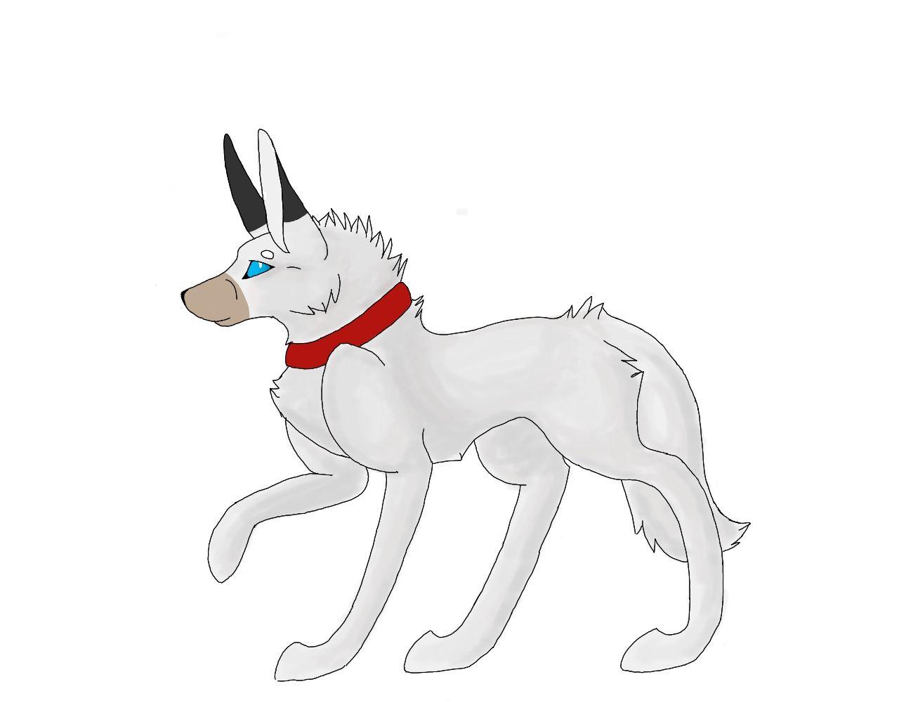 loyal wolf minecraft wolf art minecraft blog
