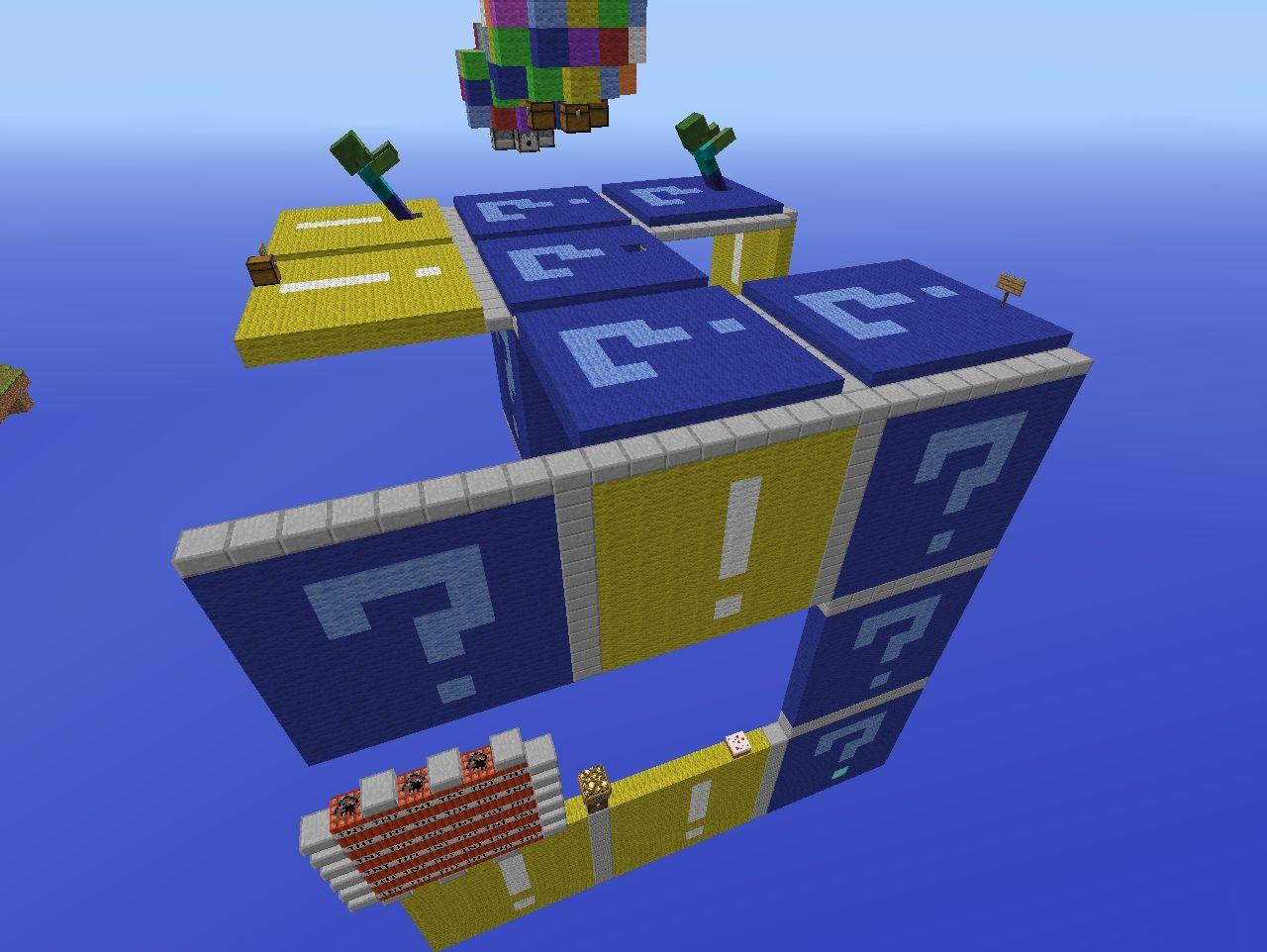 parkour minecraft servers