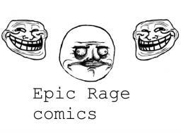 Rage comics Minecraft Blog