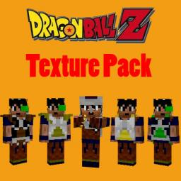 Dragon Ball Z Texture Pack Minecraft Texture Pack