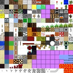 MistryCraft 1.3.2 | ABANDONED WORK | 128x128 | New | Please Diamond for support | Minecraft Texture Pack
