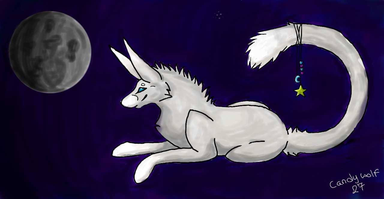 Sooo I Was Going To Draw A Minecraft Dog By The Moon But It Turned Into  This Lolz Minecraft Blog