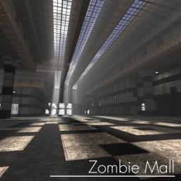 Zombie Mall! - A Dead Rising inspired zombie survival map! Minecraft Map & Project