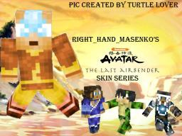 Avatar - The Last Airbender [SkinSeries] [Completed] Minecraft Blog