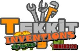 Tekkit Inventions (Inactive) Minecraft Map & Project